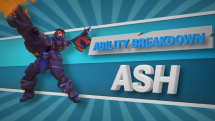 Paladins Ash Ability Reveal