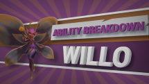 Paladins Willo Ability Breakdown