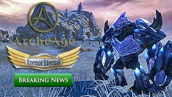 ArcheAge 3.5: Erenor Eternal Press Sneak Peek