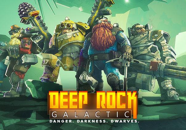 Deep Rock Galactic Game Profile Image