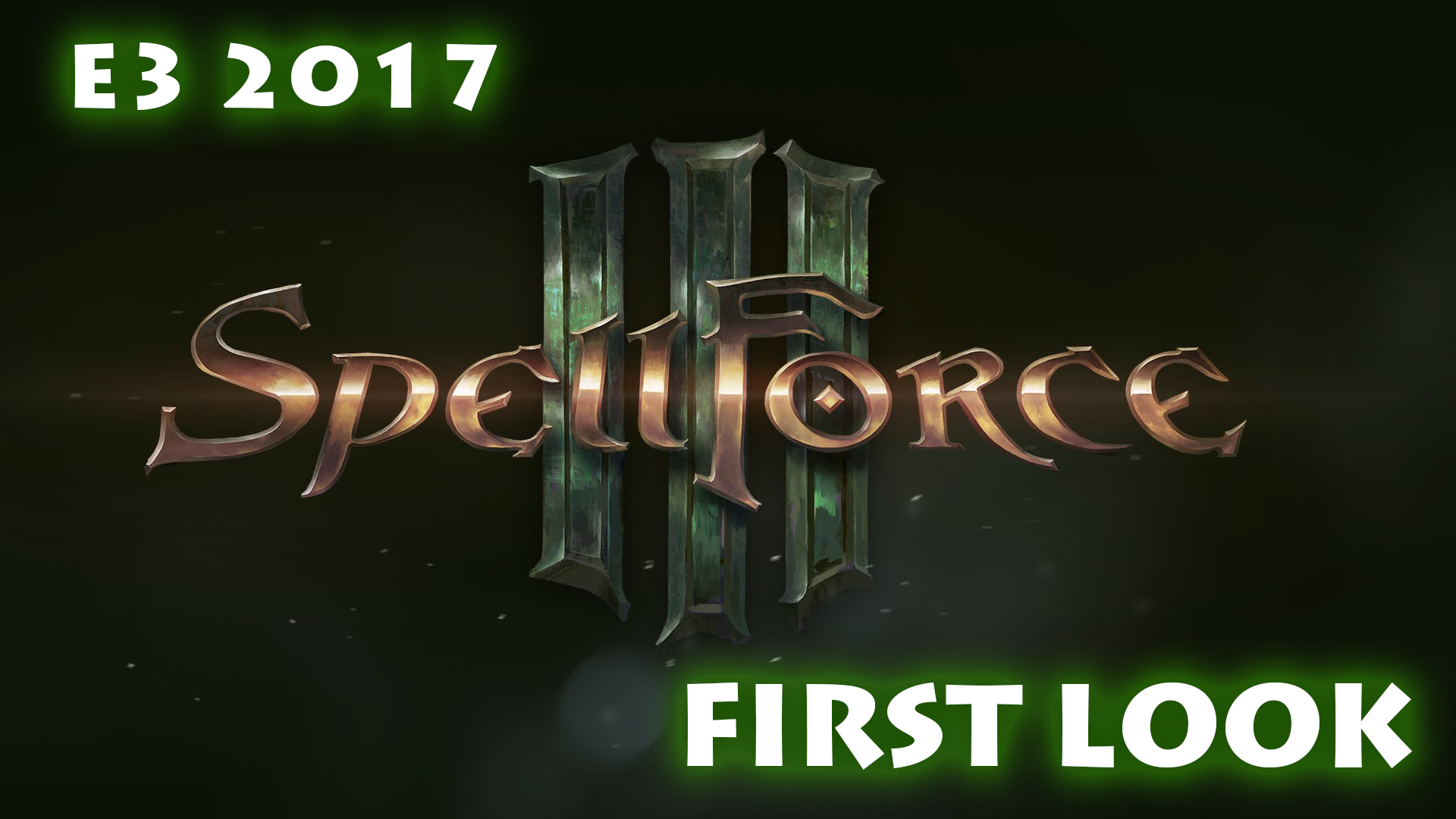 Darren's thoughts on the Spellforce 3 Multiplayer demo he played at E3, as read by Colton.