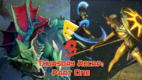 E3 2017 Thursday Recap Part One Post Header
