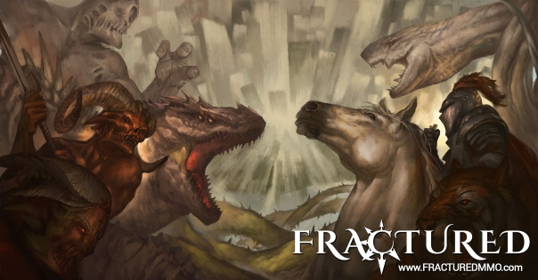 Dynamight Studios Announces New Sandbox MMO: Fractured