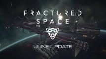 Fractured Space June Update Trailer Thumbnail
