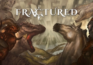 Fractured Game Profile Banner