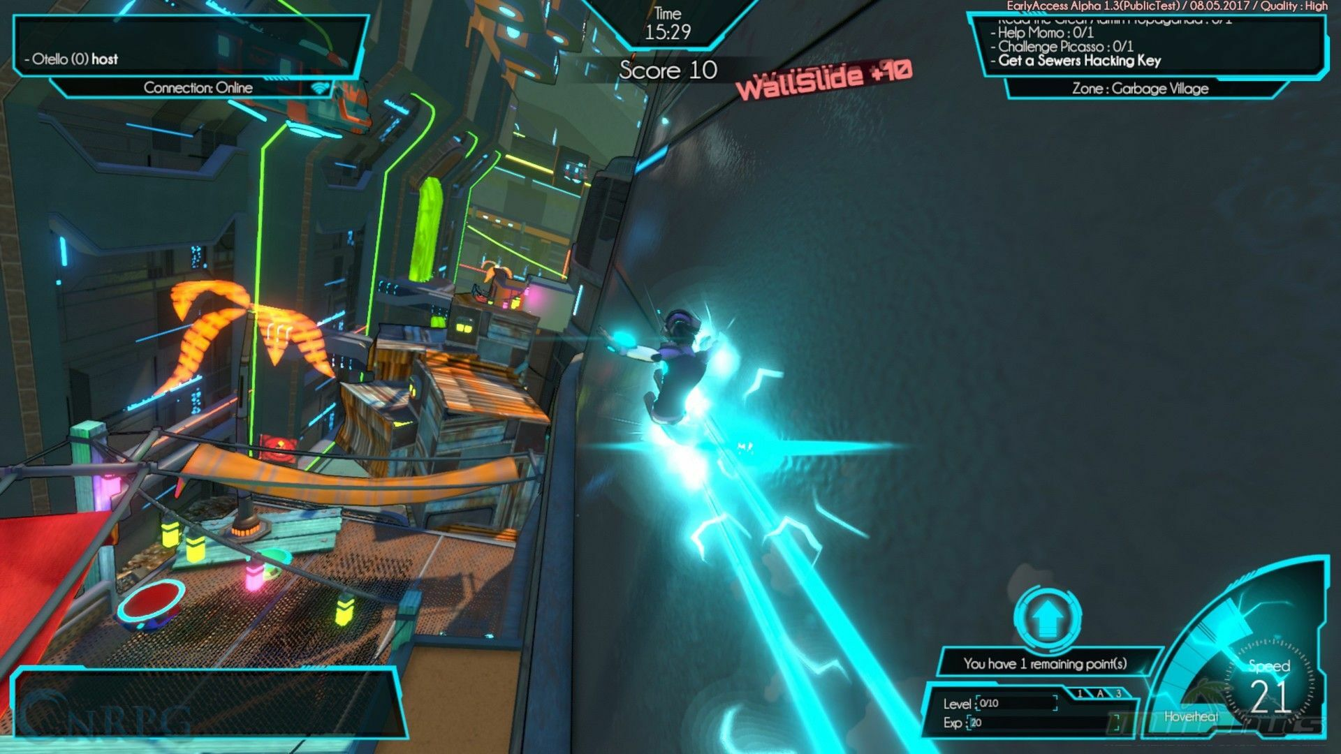 Hover: Revolt of Gamers Review