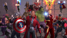 Marvel Heroes Omega Launch Trailer Thumbnail