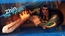 Paladins Zhin Champion Teaser Thumbnail