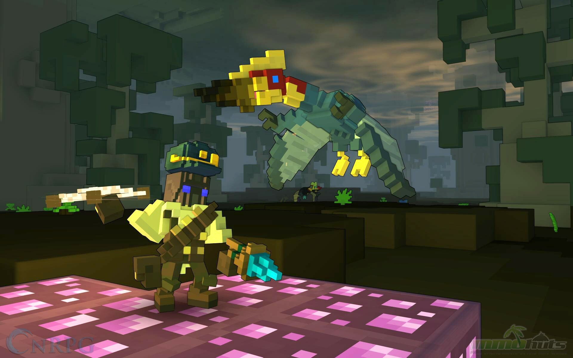 Trove Console Megalithic Update Press Preview