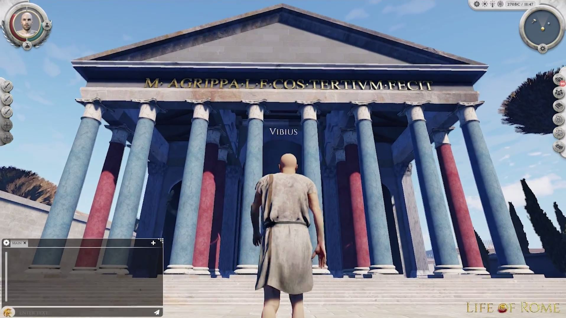 Video Update 1 _ Life of Rome - YouTube