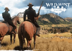 Wild West Online Game Profile Banner