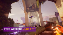 Mirage: Arcane Warfare Free Steam Weekend Trailer (June 8-11)