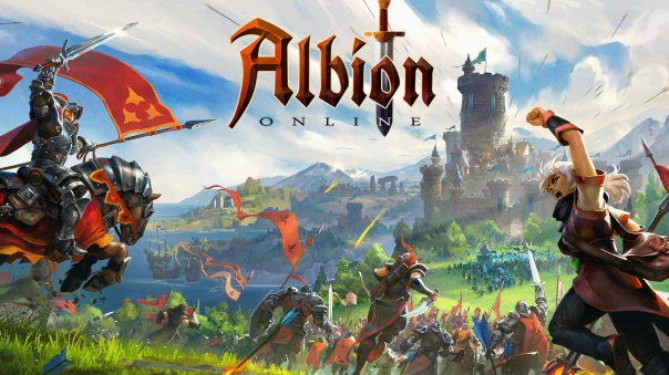 Albion Online Launches on PC, Mac, and Linux Header Image