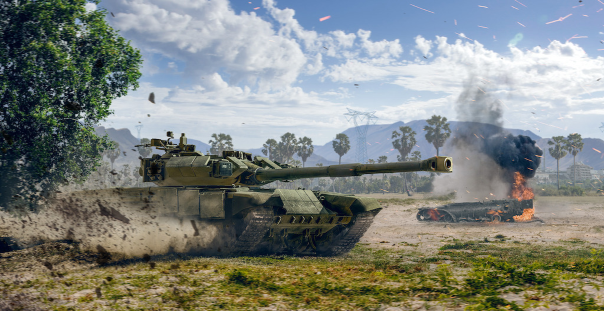 Armored Warfare Announces Eye of the Storm Expansion News Header Image