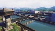 Armored Warfare - Waterway Map Trailer - YouTube