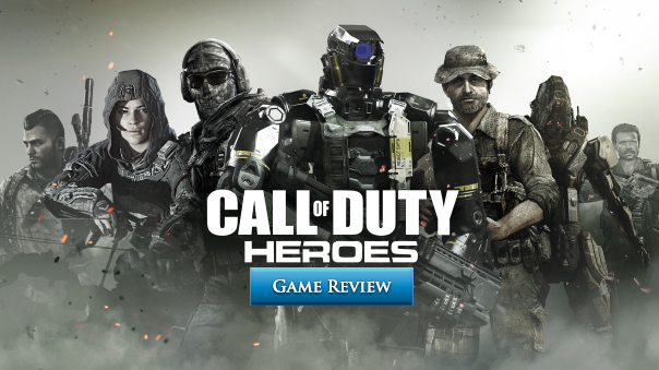 Call of Duty: Heroes Review Header Image