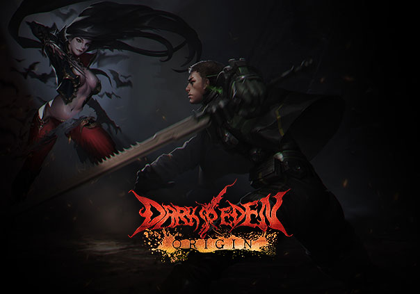 DarkEden Origin Game Profile Banner