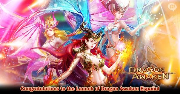 Dragon Awaken Spanish Edition - Main Image