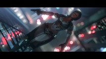Ghost in the Shell - First Assault Official Trailer - YouTube
