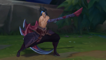 League of Legends Kayn Champion Spotlight Video Thumbnail