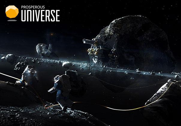 Prosperous Universe Game Profile Banner