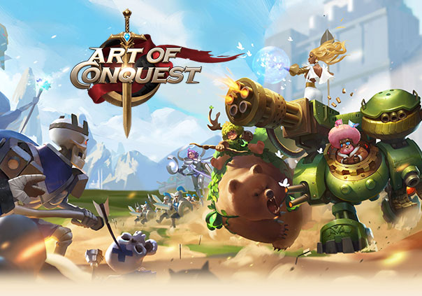 Art of Conquest Game Profile Image