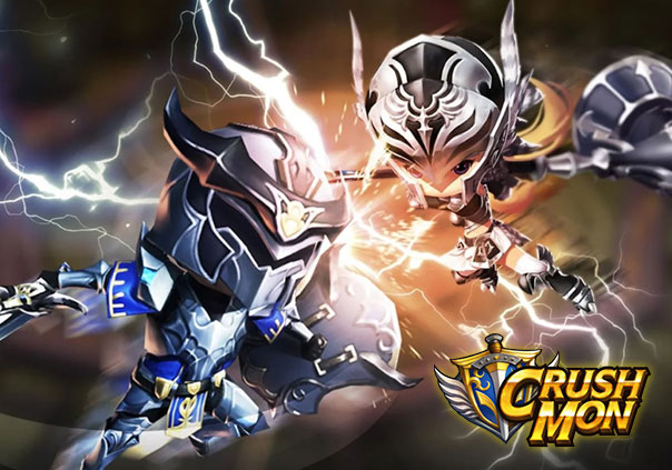 CrushMon Game Profile Banner