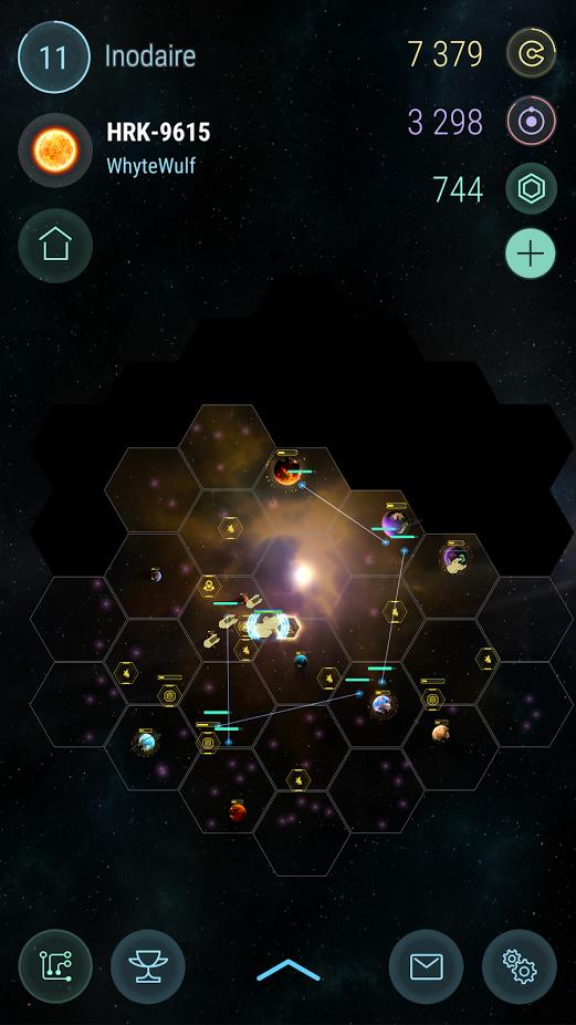Hades Star Gameplay Screenshot