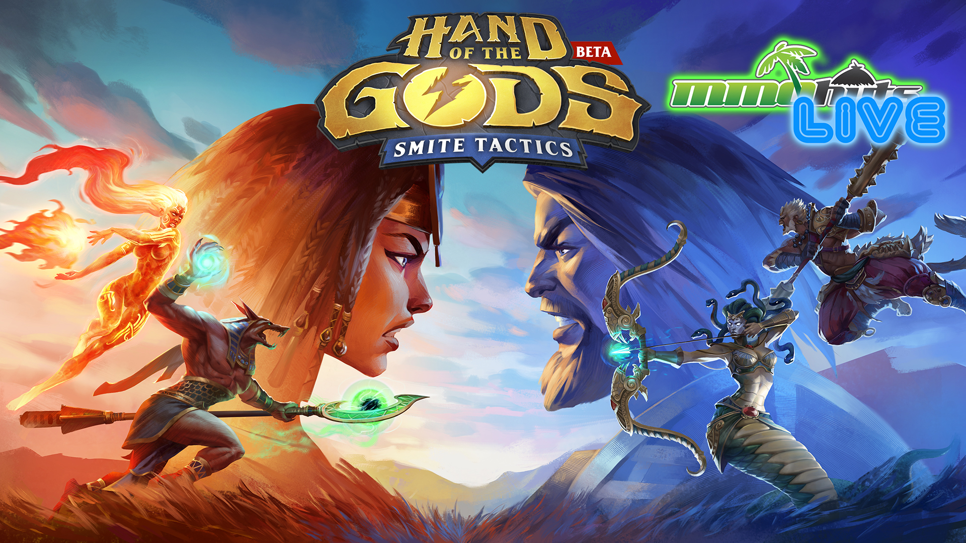 Colt and Jason sit down with HiRezAdanas to talk about the future of Hand of the Gods
