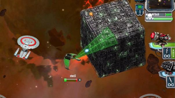 Pocket STarships - Star Trek Expansion - Main Image