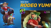 Rodeo Yumi Skin - Video Thumbnail