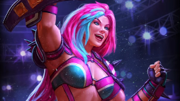 SMITE Dropkick Terra Skin Preview Thumbnail