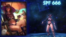 SMITE - New Skin for The Morrigan - SPF 666 - Video Thumbnail