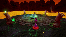 Spellsworn Gamescom 2017 Trailer Thumbnail