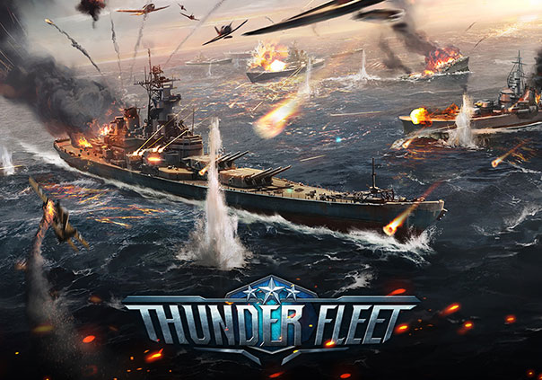 Thunder Fleet Game Profile Banner