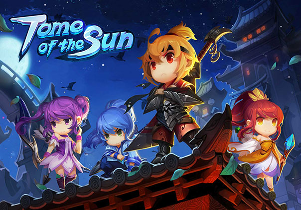 Tome of the Sun Game Profile Banner