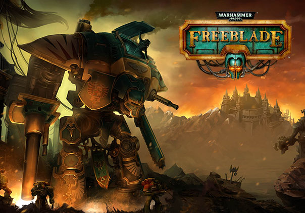Warhammer 40,000: Freeblade Game Profile Image
