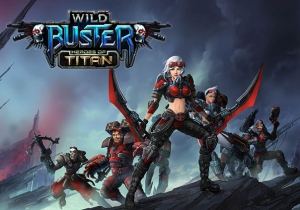 Wild Buster Game Profile Banner