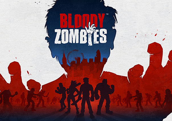 Bloody Zombies Game Profile Banner