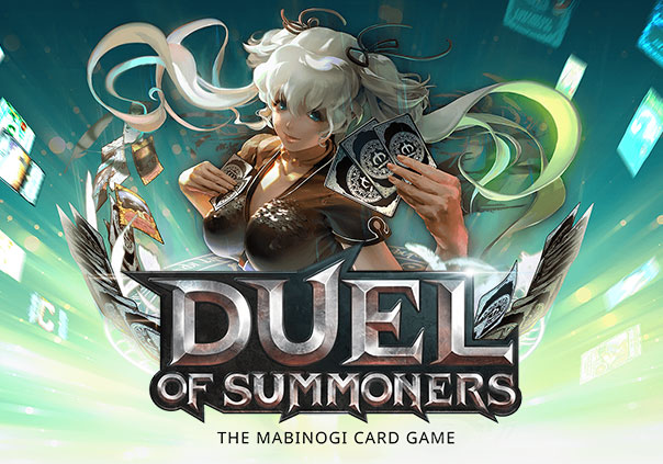 Duel of Summoners Game Profile Banner