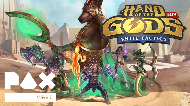 Hand of the Gods PAX West Interview