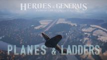 Heroes & Generals 1.08 Planes & Ladders Update Trailer Thumbnail