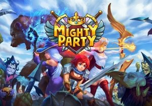 Mighty Party Game Profile Banner