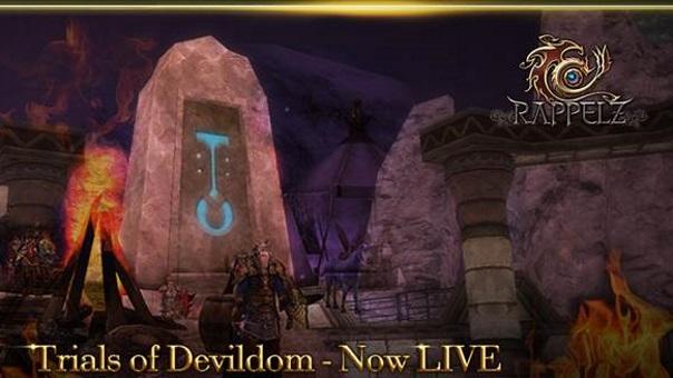 Rappelz News Trials of Devildom - Main Image