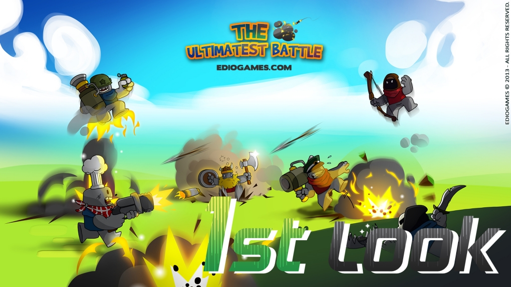 Ultimatest Battle - First Look