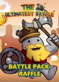 Ultimatest Battle Raffle MMOHuts Raffle Front Banner