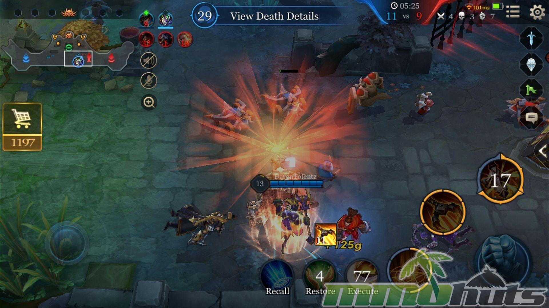 Arena of Valor Screenshot