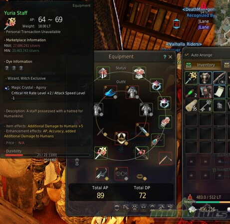Black Desert Launch Review | MMOHuts