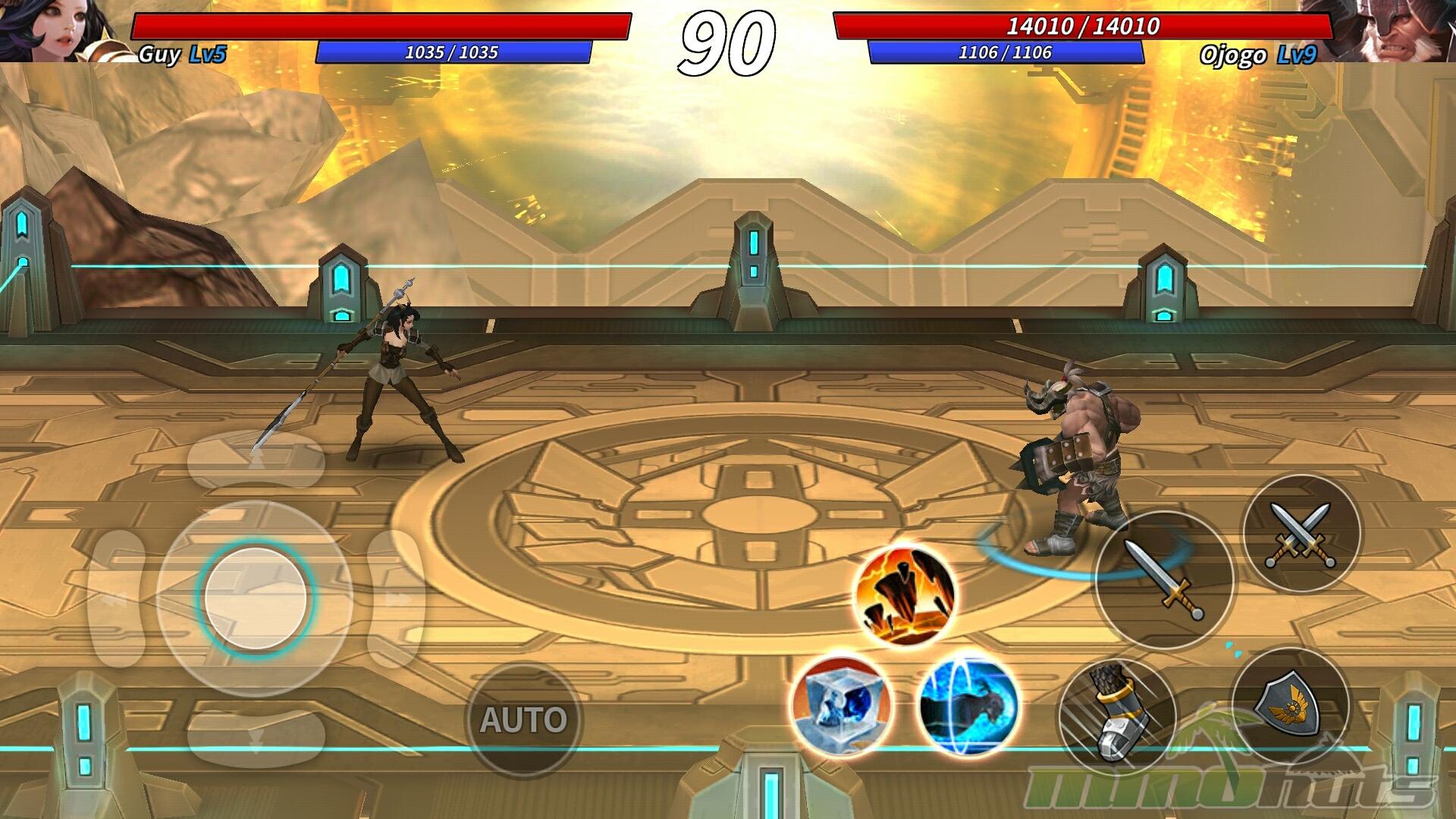 ChronoBlade Screenshot