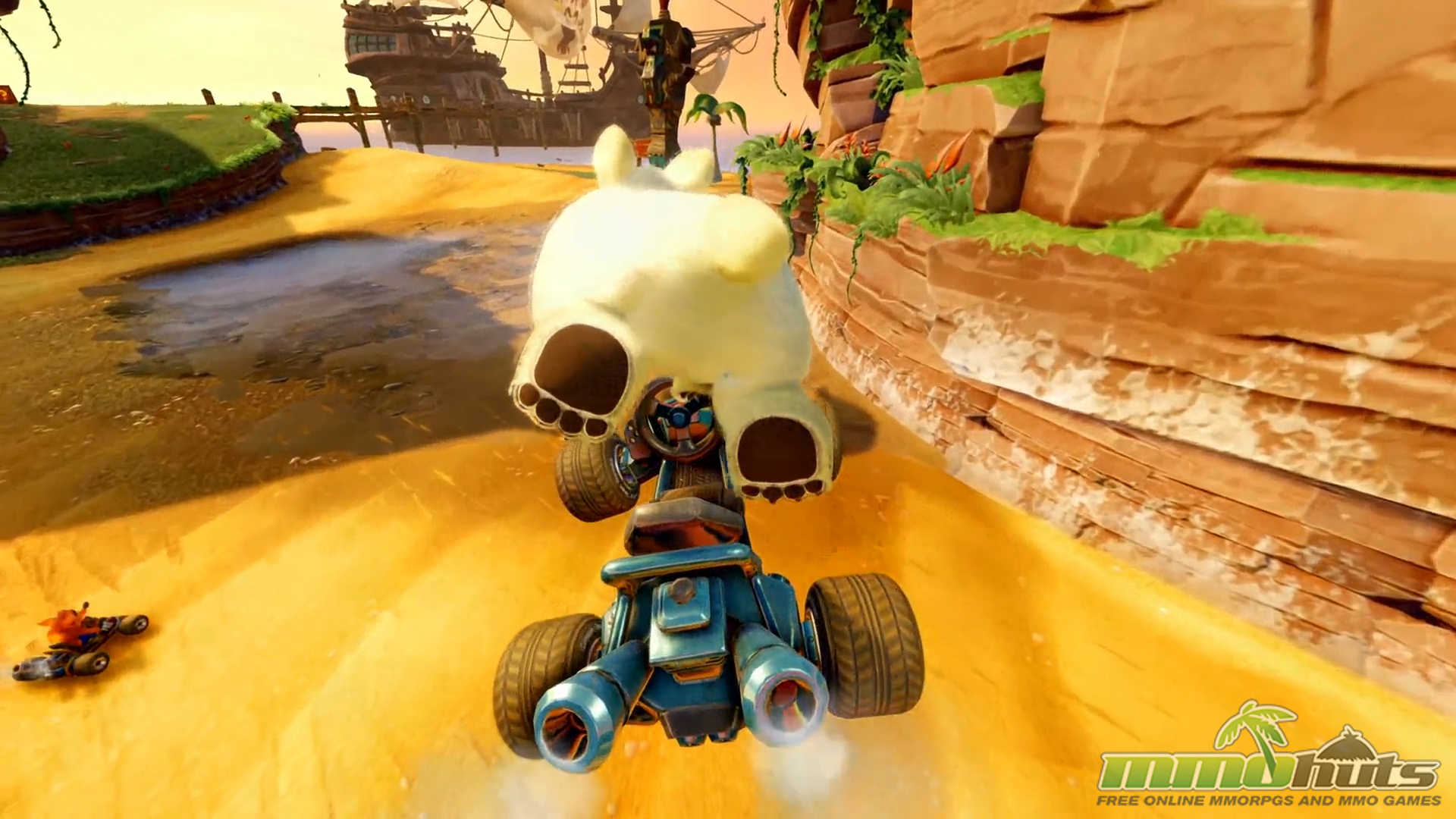 Grand Prix Racing >> Crash Team Racing: Nitro-Fueled   MMOHuts